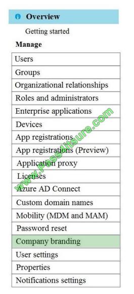 Pass4itsure Microsoft MD-101 exam questions q12-2